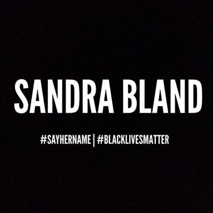 Why it's so difficult to say her name - Sandra Bland - Rhoda Radar